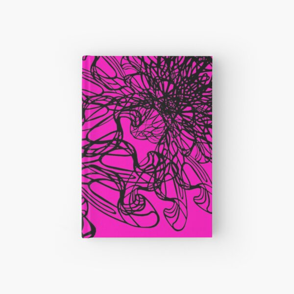 Blodeuwedd's Flowering Hardcover Journal