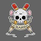 Crabro Skull by crabro
