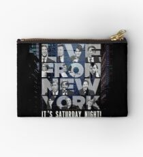 Live From New York, Saturday Night Live Studio Pouch