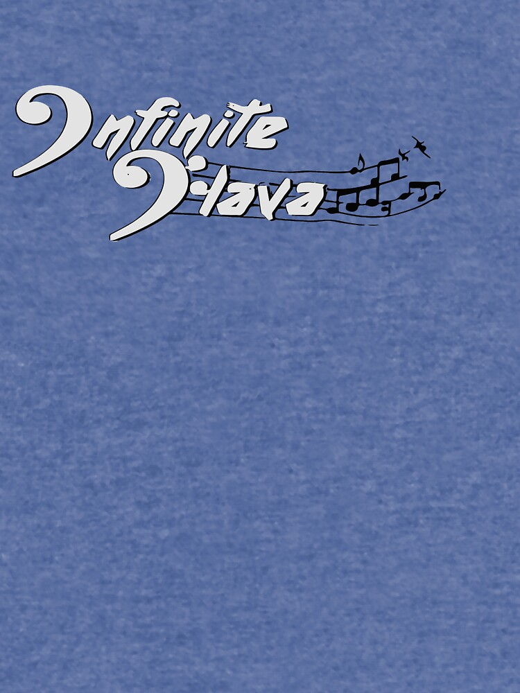 Infinite Flava logo- White by Infiniteflava