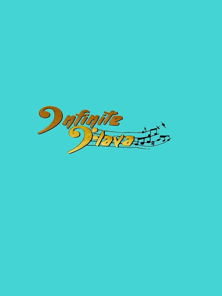 Infinite Flava Logo in Color by Infiniteflava