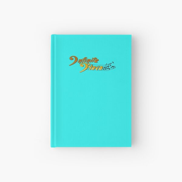 Infinite Flava Logo in Color Hardcover Journal