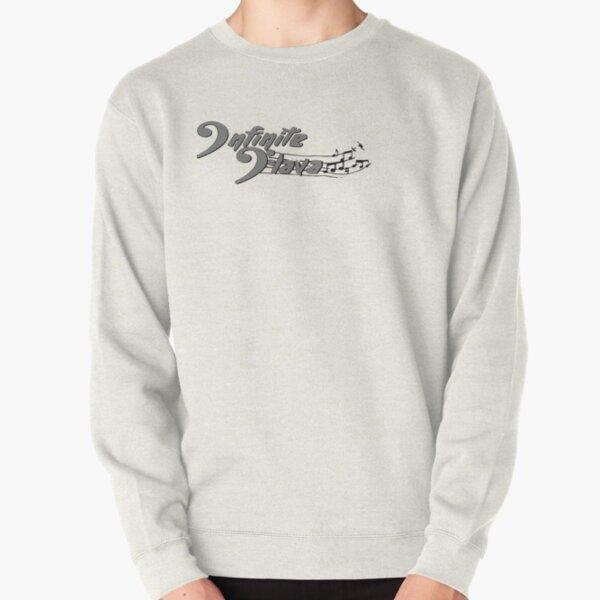 Infinite Flava Black Logo Pullover Sweatshirt