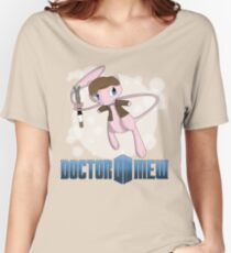 Doctor Mew Women's Relaxed Fit T-Shirt
