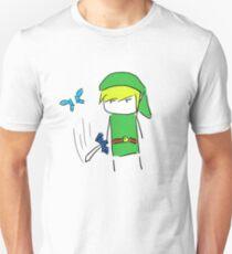 Hey! Lis- *slice* T-Shirt