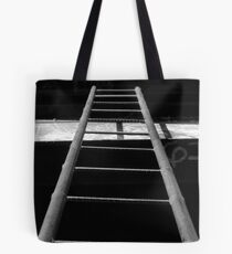 Up to Nowhere Tote Bag