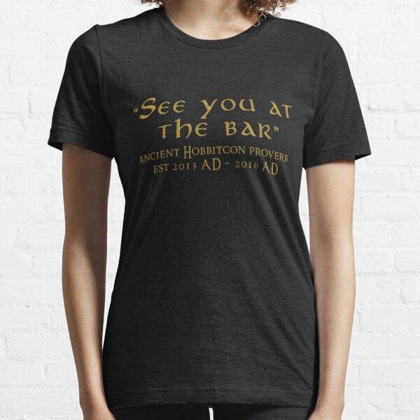 Hobbitcon proverb Essential T-Shirt