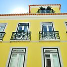 Building in Lisbon by luissantos84