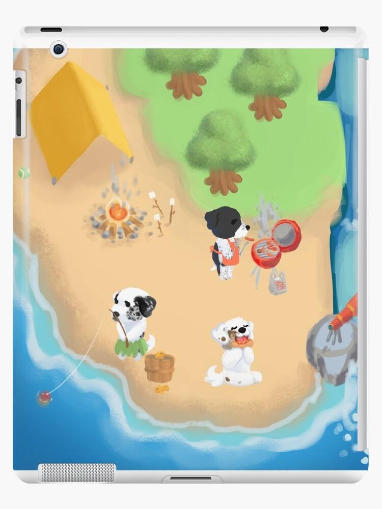 Animal Crossing Bbq Villager Double Merle Australian Shepherd