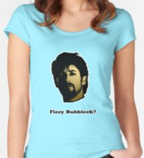 Zohan - Fizzy Bubblech Women's Fitted Scoop T-Shirt