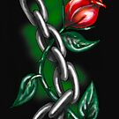 """Strength Rose"" by Steve Farr"