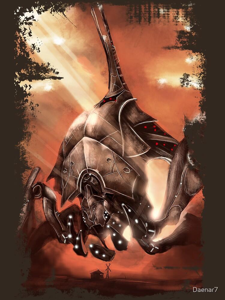 Reaper Destroyer by Daenar7
