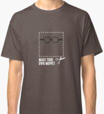 Make Your Own Muppet - Prof. Bunsen Classic T-Shirt