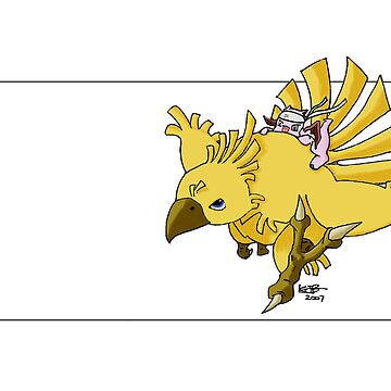 Chocobo! by bluemagic