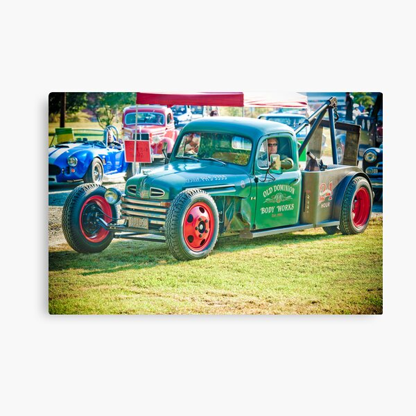 Old Dominion Body Works Canvas Print