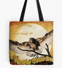 Group Feature Banner Tote Bag