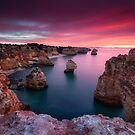 Marinha Dawn by Michael Breitung