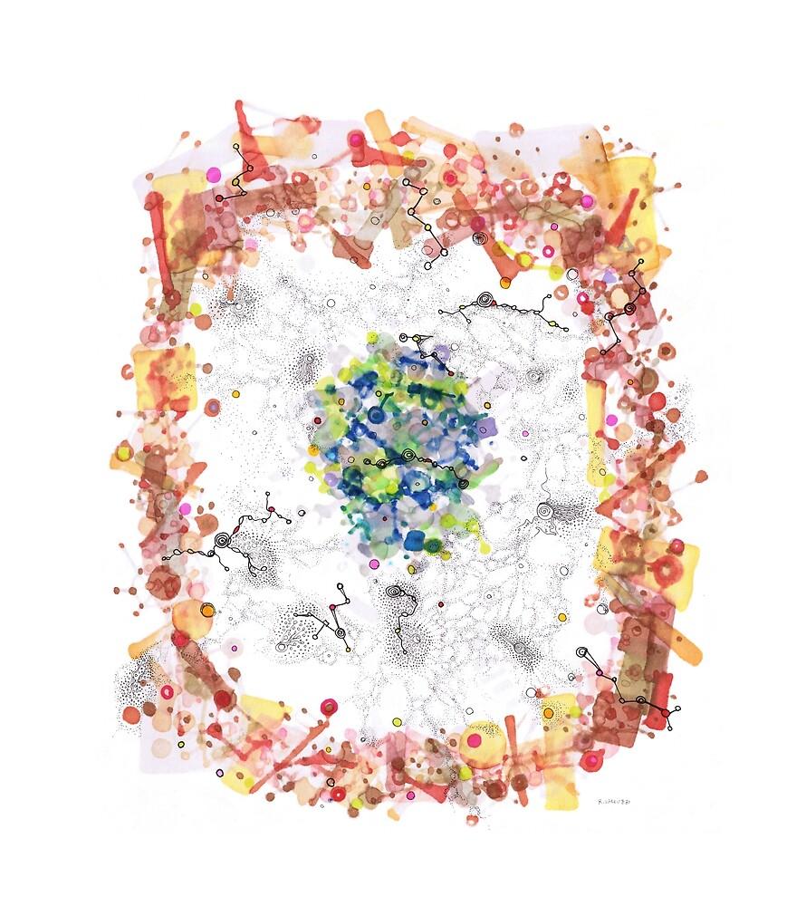 Cellular generation by Regina Valluzzi