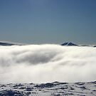 Arriving on Cairngorm, Cairngorm & Monadhliath by ScotLandscapes