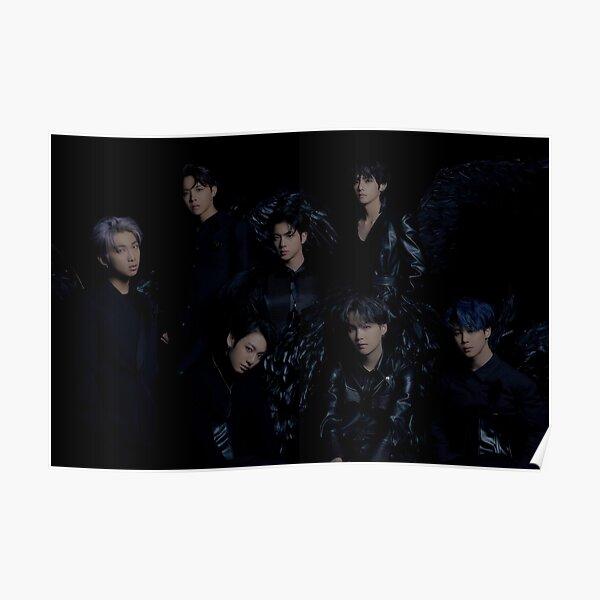 BTS BLACK SWAN  Poster