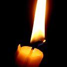Flame by Greg Parfitt