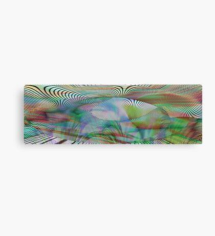 Waaaaaaahhhh!!!! // Constant Motion Canvas Print