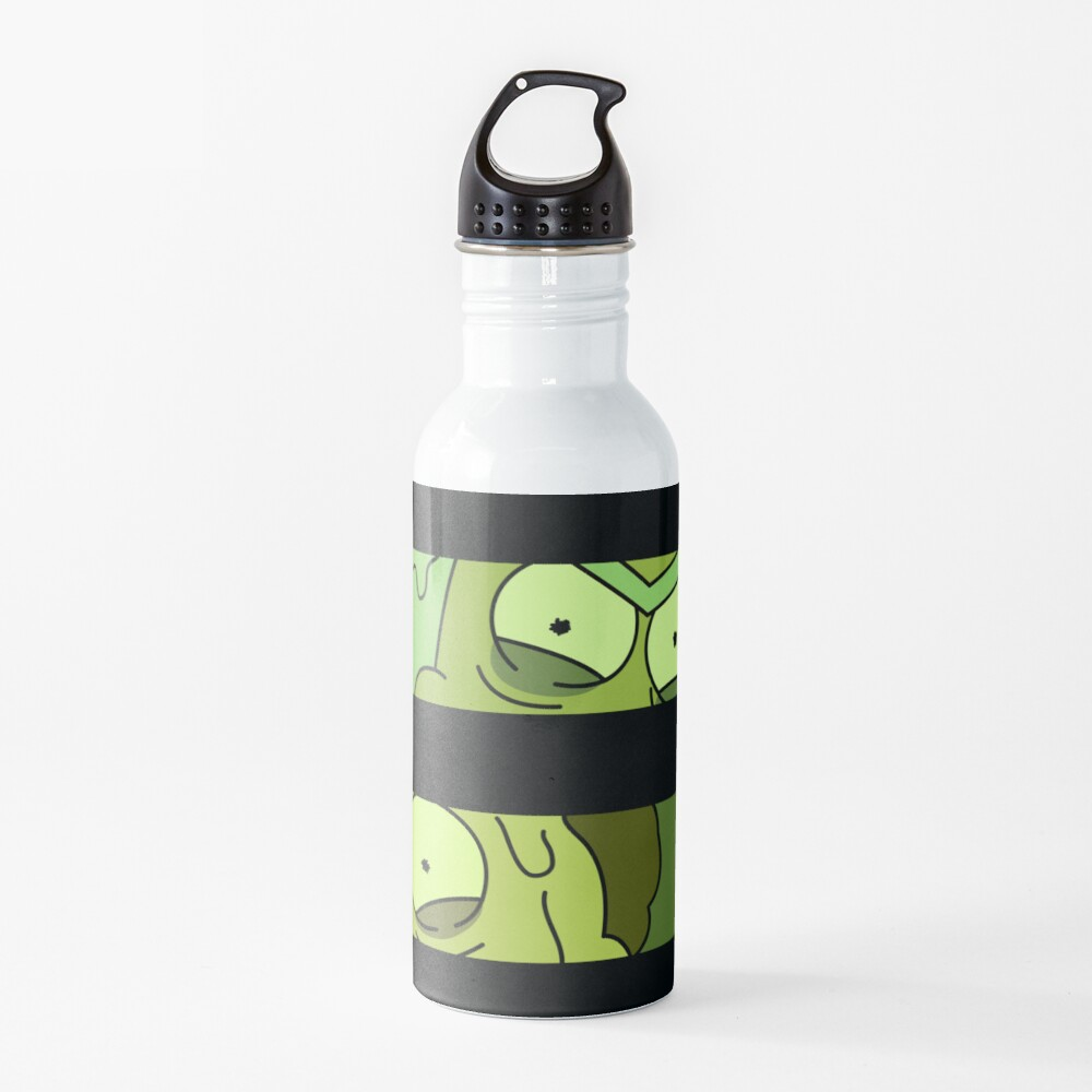 Toxic Rick and Morty Water Bottle