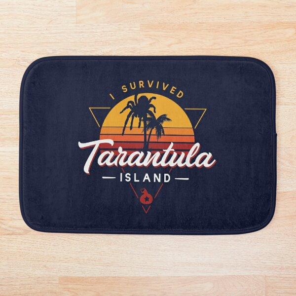 I Survived Tarantula Island Bath Mat
