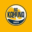 Big Kahuna Burger by MSMD 1979