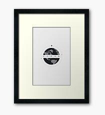 Lunar Industries Framed Print