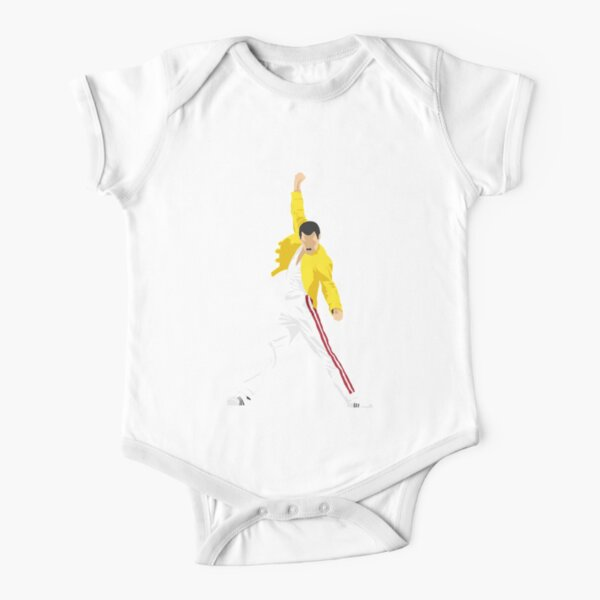 Freddie Short Sleeve Baby One-Piece