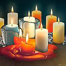 Candlelight by Shannon Posedenti