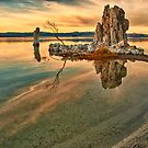 Sunrise at Mono Lake by luther102