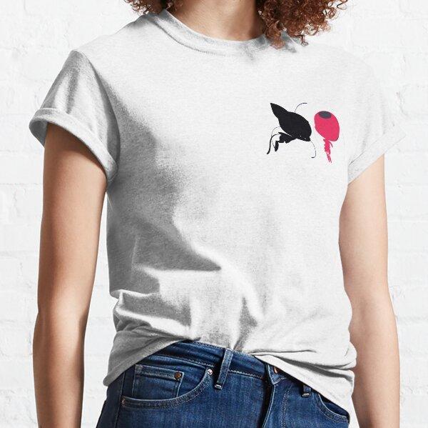 Tikki & Plagg Minimalist Portrait V.2 Classic T-Shirt