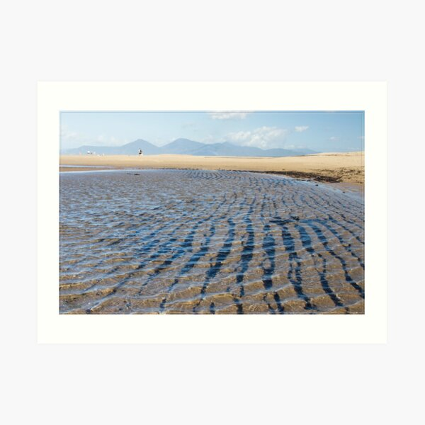 Tidal Pool - Yorkeys Knob Art Print
