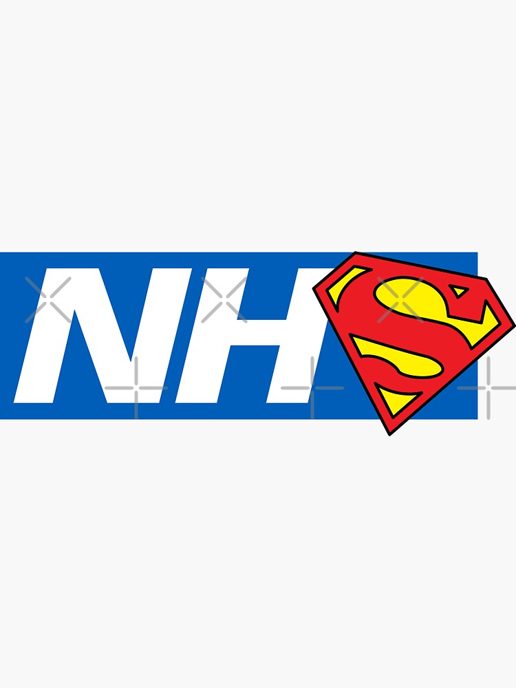 Super NHS Heroes - ALL profits go to the NHS by everyplate
