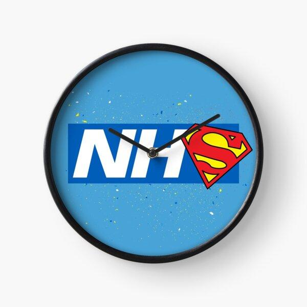 Super NHS Heroes Clock