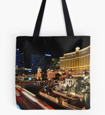 Las Vegas Strip Tote Bag