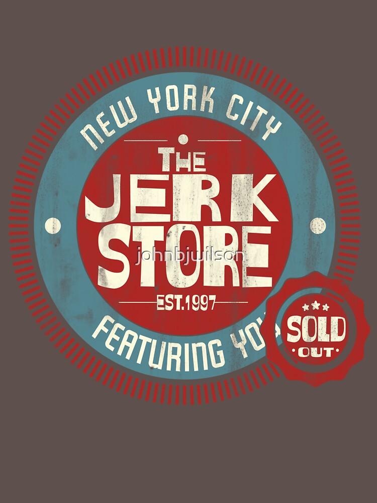 The Jerk Store | Unisex T-Shirt