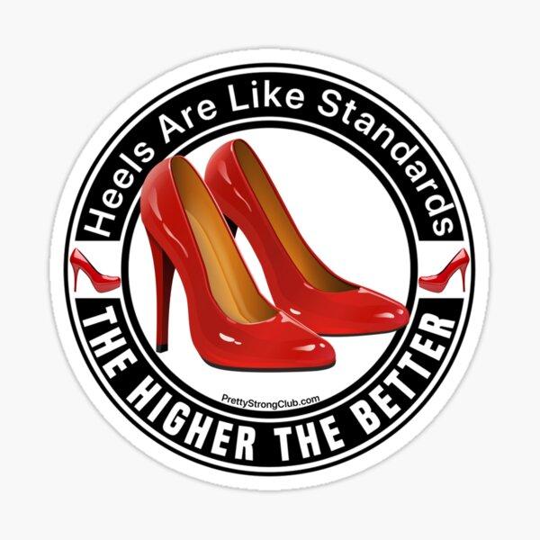 High Heels  Sticker