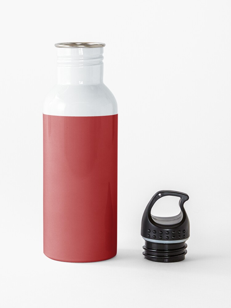 Alternate view of Master of Suspense in Red Water Bottle
