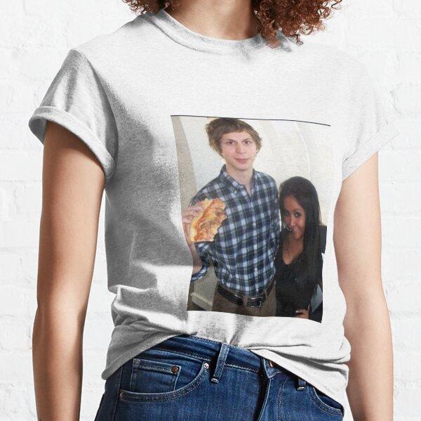 snooki and michael cera??? Classic T-Shirt