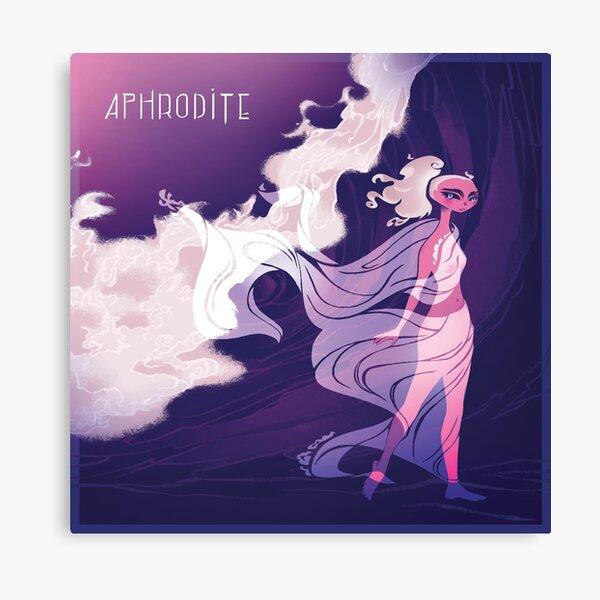 Aphrodite of the Sea Canvas Print
