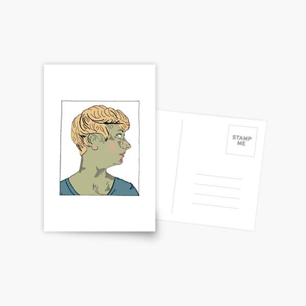 CAELIA in color Postcard