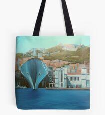 """Napoli  """"a moda mio"""" Tote Bag"""