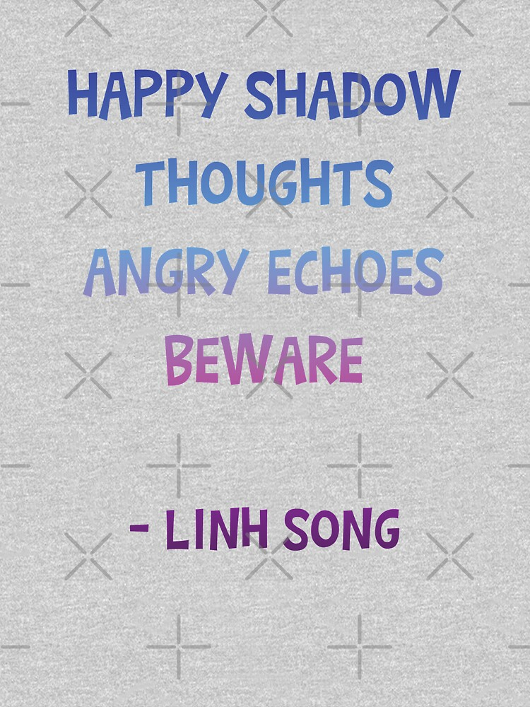 happy shadow thoughts  by corbrand