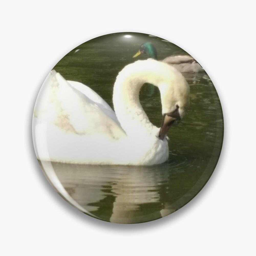 M.I. #58  ☼  Swan - Shot 16 (Pearson Park) Pin
