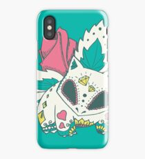 Ivysaur Pokemuerto iPhone Case/Skin