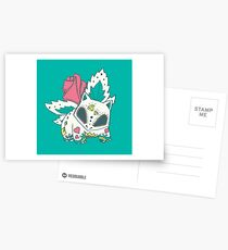 Ivysaur Pokemuerto Postcards
