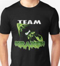 Team KRAKEN (Green) Unisex T-Shirt